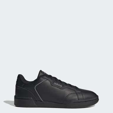 Men Sport Inspired Black Roguera Shoes