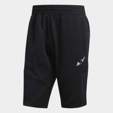 Shorts 4KRFT Parley Negro Hombre Rugby