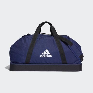Fußball Tiro Primegreen Bottom Compartment Duffelbag L Blau