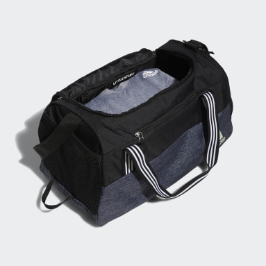 Women's Training Black Squad Duffel Bag