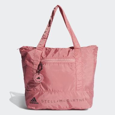 розовый Сумка-тоут adidas by Stella McCartney