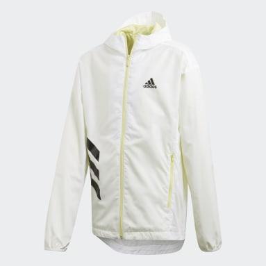 Girls Sportswear Hvid XFG Must Haves windbreaker