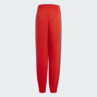 Pantaloni adidas x Classic LEGO® Rosso Bambini Fitness & Training