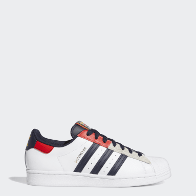 Men's Superstar Shell Toe Casual Shoes | adidas US