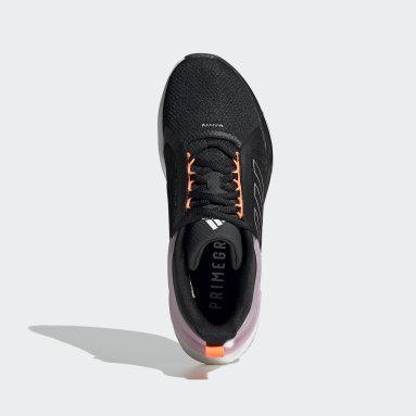 Kadın Koşu Siyah Response Super 2.0 Ayakkabı