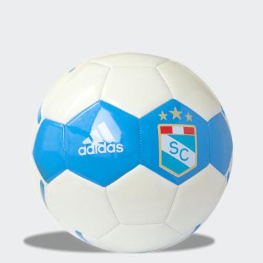 Pelota Club Sporting Cristal Blanco Fútbol