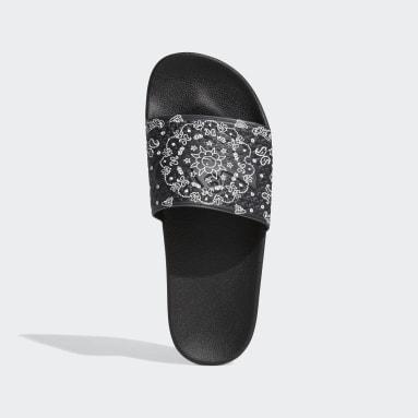 ผู้ชาย Originals สีดำ รองเท้าแตะ Shmoofoil