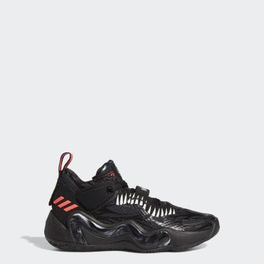 Kids Basketball Grey D.O.N. Issue #3 Marvel Venom Shoes