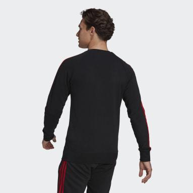 Heren Voetbal Zwart FC Bayern München Sweatshirt