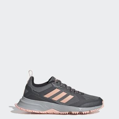 Women's Essentials Grey Rockadia Trail 3 Shoes