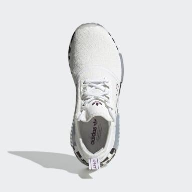 ผู้หญิง Originals สีขาว รองเท้า NMD_R1