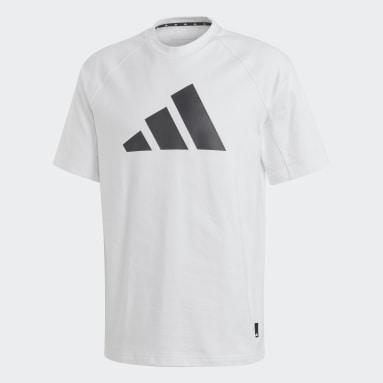 Men Sportswear White adidas Athletics Pack Heavy Tee