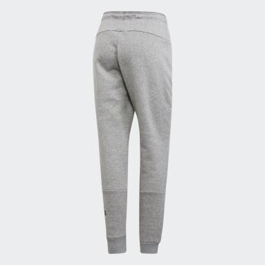 W MH BOS Pant Plomo Mujer Sportswear