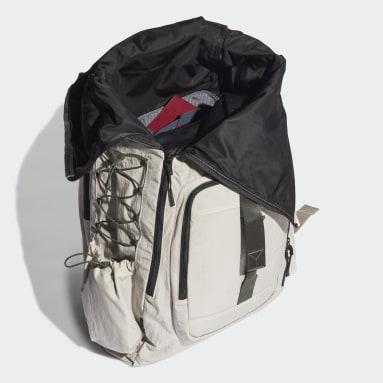 Y-3 Beige Y-3 Utility Backpack
