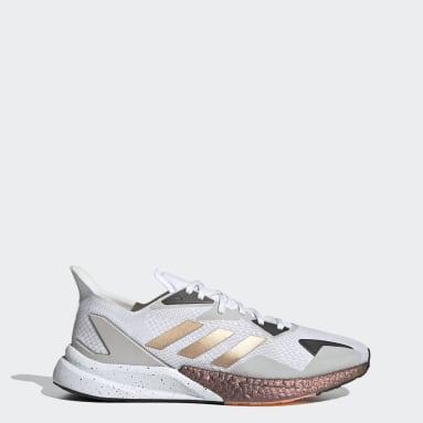 Men Running White X9000L3 Shoes