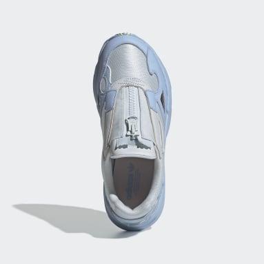 Women's Originals Blue Falcon Zip Shoes