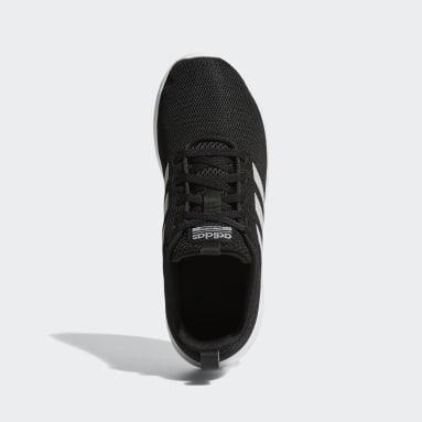 Zapatillas Lite Racer CLN (UNISEX) Negro Niño essentials