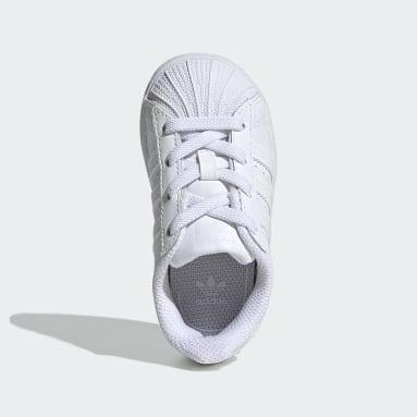 Zapatillas Superstar (UNISEX) Blanco Niño Originals