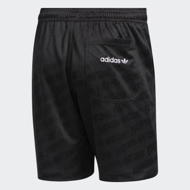 Men Originals Black FA Shorts