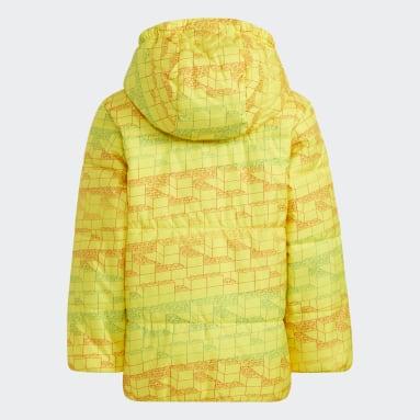 adidas x Classic LEGO® Jacket Żółty