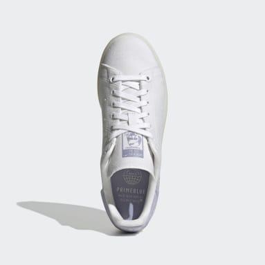 Women's Originals White Stan Smith Primeblue Shoes
