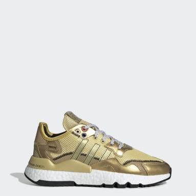 Women Originals Gold Nite Jogger Shoes