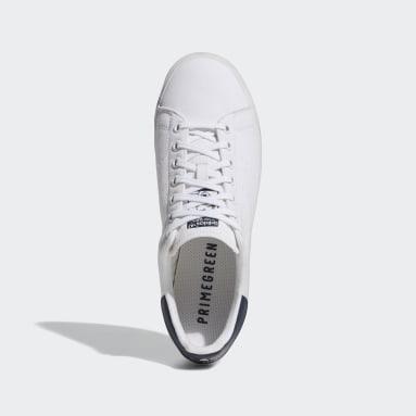 Men's Originals White Stan Smith Vulc Shoes