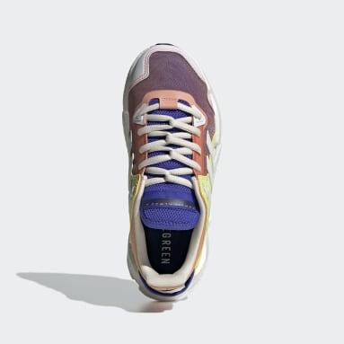 Chaussure Karlie Kloss X9000 Rose Femmes Running