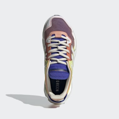 Women Running Pink Karlie Kloss X9000 Shoes