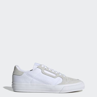 Originals White Continental Vulc Shoes