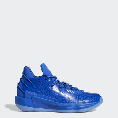 Basketball Blue Dame 7 Shoes