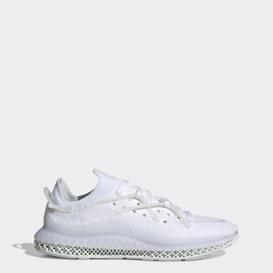 ผู้ชาย Originals สีขาว รองเท้า 4D Fusio