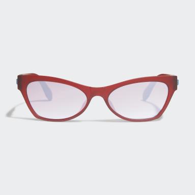 Originals Solbriller OR0010 Rød