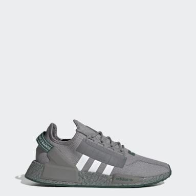 Men's Originals Grey NMD_R1 V2 Shoes