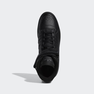 Chaussure Forum Mid noir Originals