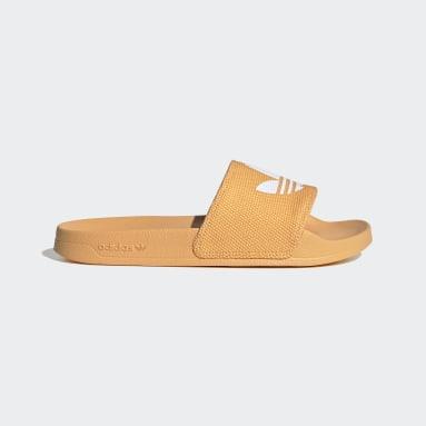 Kvinder Originals Orange Adilette Lite sandaler