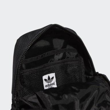 Originals Black Utility Sling Crossbody Bag