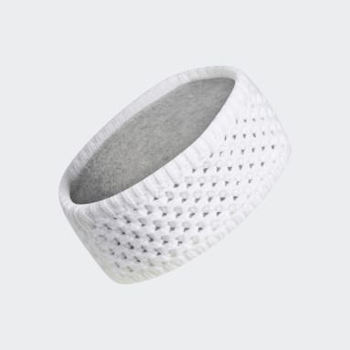 Women's Training White Crestline Headband