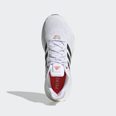 Běh bílá Boty Pureboost 21