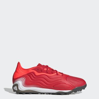 Football Red Copa Sense.1 Turf Boots