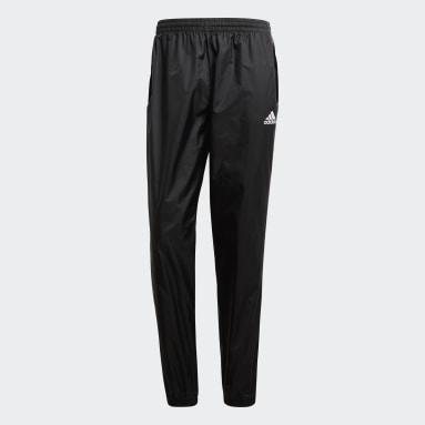 Pantaloni idrorepellenti Core 18 Nero Uomo Fitness & Training