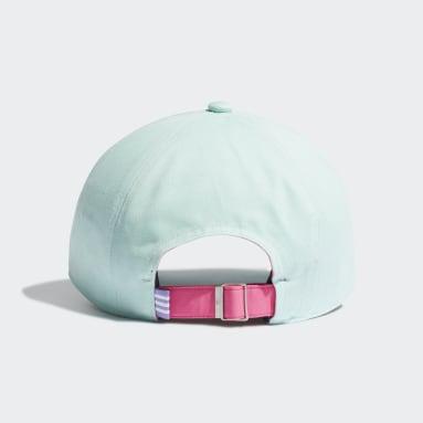 Gorra de Béisbol Estampada Turquesa Originals
