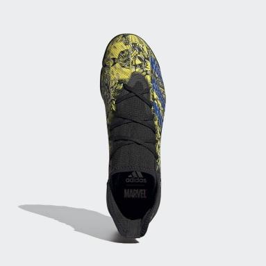 Calzado de Fútbol Marvel Predator Freak.3 Pasto Sintético Amarillo Hombre Fútbol