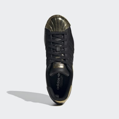 Kadın Originals Siyah Superstar MT Ayakkabı
