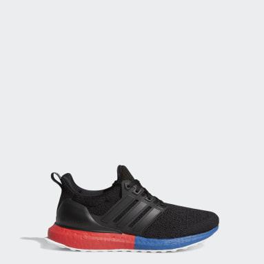 Chaussure Ultraboost DNA noir Adolescents Course
