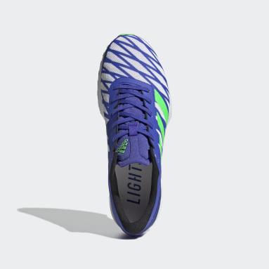Men's Running Blue Adizero RC 3 Shoes