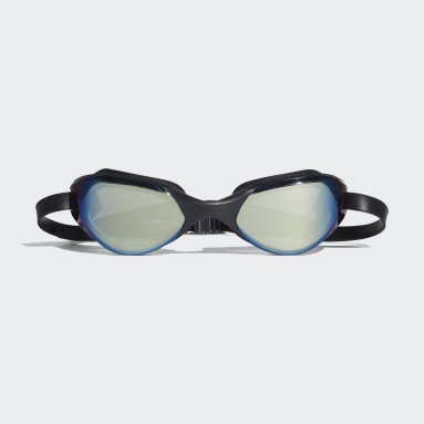 Simning Svart Persistar Comfort Mirrored Simglasögon