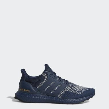 Chaussure Ultraboost 1.0 DNA Bleu Running