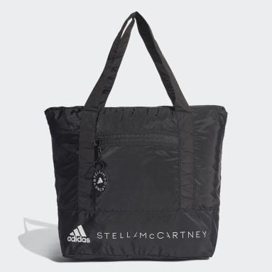 Women adidas by Stella McCartney Black adidas by Stella McCartney Tote Bag