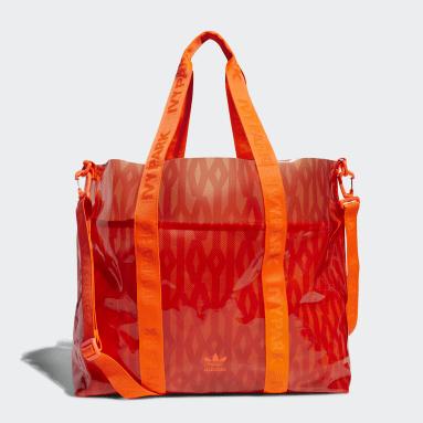 Originals Orange IVY PARK Beach tote-taske
